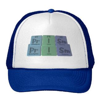 Prism-Pr-I-Sm-Praseodymium-Iodine-Samarium.png Gorras De Camionero
