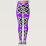 "Prism ( Purple ) Leggings<br><div class=""desc"">When you just can&#39;t escape purple calling your name,  then give in with this pair.</div>"