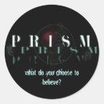 PRISM Sticker