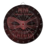 PRISM - TURNKEY TYRANNY DART BOARDS (<em>$65.85</em>)