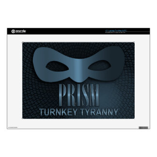 """PRISM - """"TURNKEY TYRANNY"""" DECALS FOR LAPTOPS"""