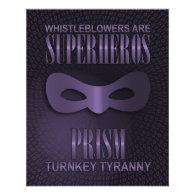 PRISM - &quot;TURNKEY TYRANNY&quot; FLYER (<em>$0.35</em>)