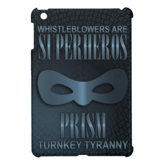 "PRISM - ""TURNKEY TYRANNY"" COVER FOR THE iPad MINI"