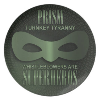 "PRISM - ""TURNKEY TYRANNY"" PLATE"