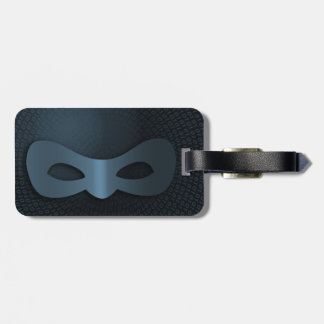 PRISM - WORLD WIDE THOUGHT POLICE - Blue Luggage Tag