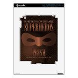 PRISM - WORLD WIDE THOUGHT POLICE- Bronze iPad 3 Decals (<em>$33.45</em>)
