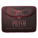 PRISM - WORLD WIDE THOUGHT POLICE SLEEVE FOR MacBook PRO (<em>$94.95</em>)