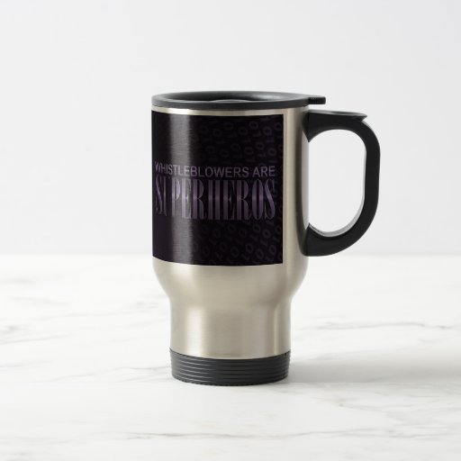 PRISM - WORLD WIDE THOUGHT POLICE TRAVEL MUG