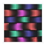 Prisma - armadura de colores en colores pastel en  impresiones en lienzo estiradas