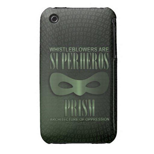 """PRISMA - """"ARQUITECTURA DE LA OPRESIÓN """" Case-Mate iPhone 3 PROTECTOR"""