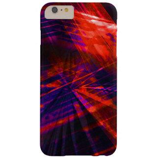 Prisma cristalina del vidrio del extracto de la funda para iPhone 6 plus barely there