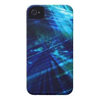 Prisma cristalina del vidrio del extracto de la iPhone 4 funda
