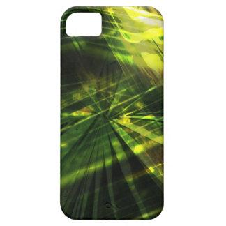 Prisma cristalina del vidrio del extracto de la iPhone 5 fundas