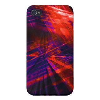 Prisma cristalina del vidrio del extracto de la iPhone 4 carcasas