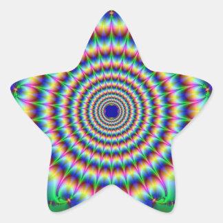 Prisma Pegatina En Forma De Estrella