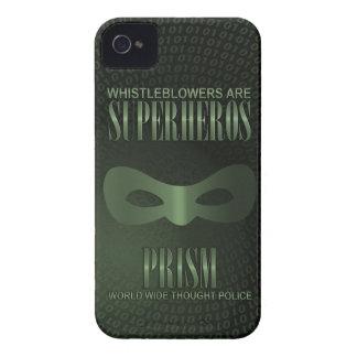 PRISMA - POLICÍA MUNDIAL DEL PENSAMIENTO iPhone 4 PROTECTOR