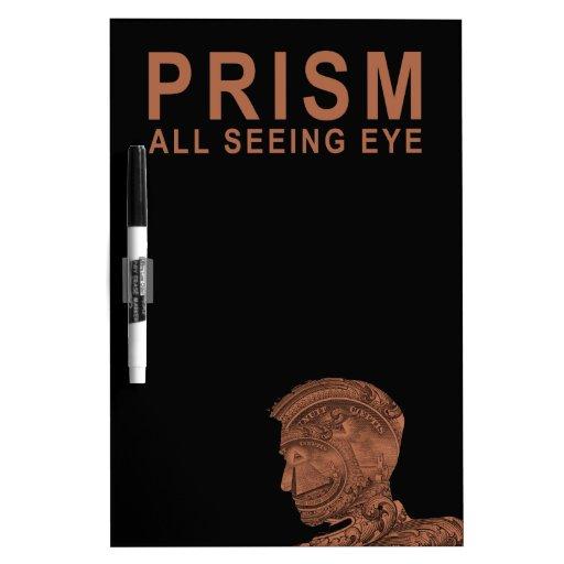 PRISMA - todo el naranja del ojo que ve Pizarras Blancas