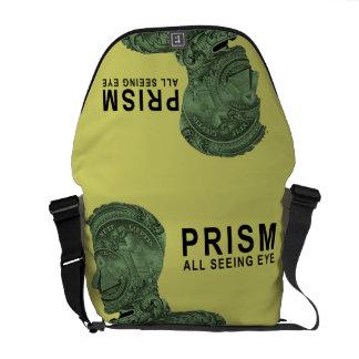 PRISMA - todo el ojo que ve - cal Bolsa Messenger