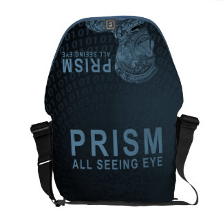 PRISMA - todo el ojo que ve - pizarra Bolsas Messenger