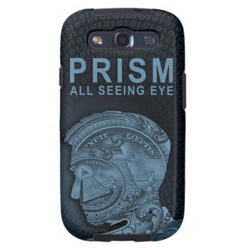 PRISMA - todo el ojo que ve - pizarra Samsung Galaxy SIII Funda
