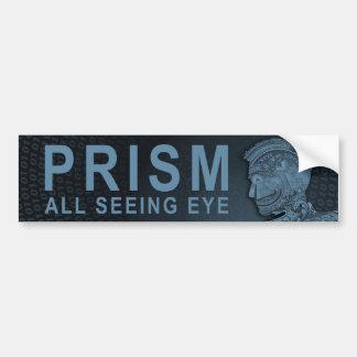 PRISMA - todo el ojo que ve - pizarra Pegatina Para Auto