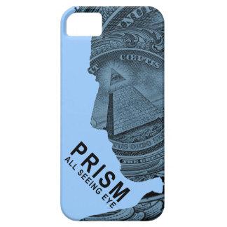 PRISMA - todo el ojo que ve - SkyBlue iPhone 5 Fundas