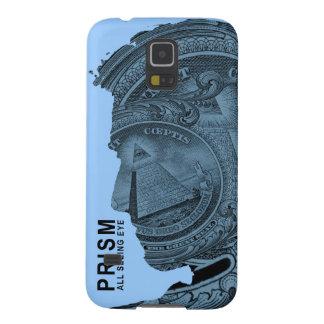 PRISMA - todo el ojo que ve - SkyBlue Fundas Para Galaxy S5