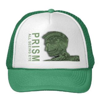 PRISMA - todo el ojo que ve - verde Gorras