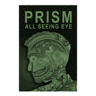 PRISMA - todo el ojo que ve - verde Impresiones