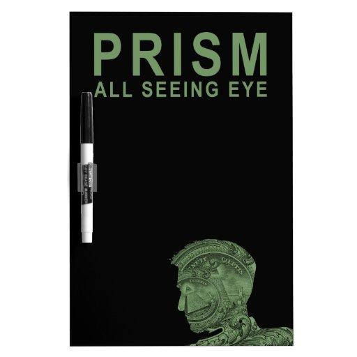 PRISMA - todo el ojo que ve - verde Pizarra