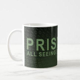 PRISMA - todo el ojo que ve - verde Tazas De Café