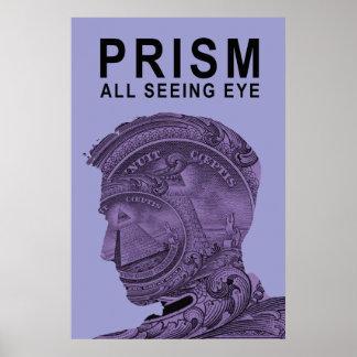 PRISMA - todo el ojo que ve - violeta Impresiones