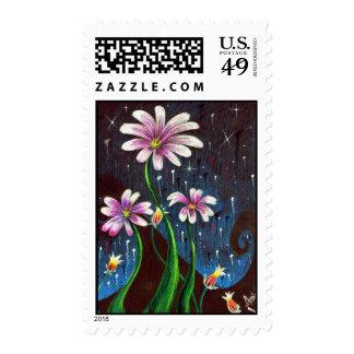 Prismaflower-5 Postage Stamp