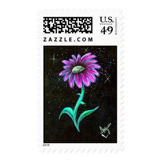 Prismaflower-9 Postage Stamp