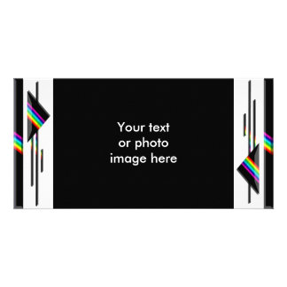 Prismatic Accent Collection Card