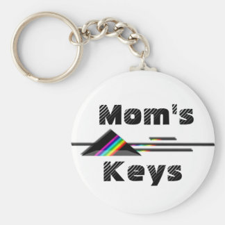 Prismatic Accent Collection Keychain