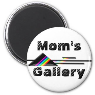Prismatic Accent Collection Magnet