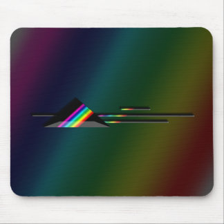 Prismatic Accent Collection Mouse Pad
