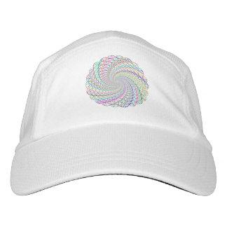 Prismatic DNA Helix Vortex Headsweats Hat