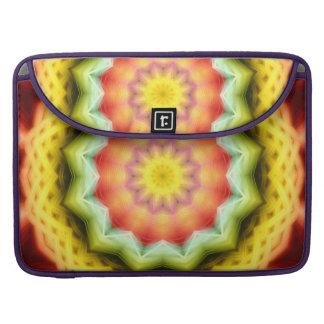Prismatic Eye Mandala MacBook Pro Sleeve