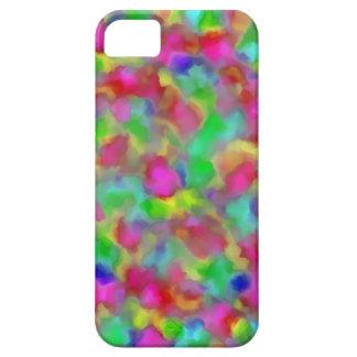 Prismatic Pigments iPhone SE/5/5s Case