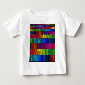 Prismatic Rainbow Reverse Baby T-Shirt