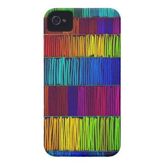 Prismatic Rainbow Reverse iPhone 4 Cover