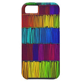 Prismatic Rainbow Reverse iPhone SE/5/5s Case