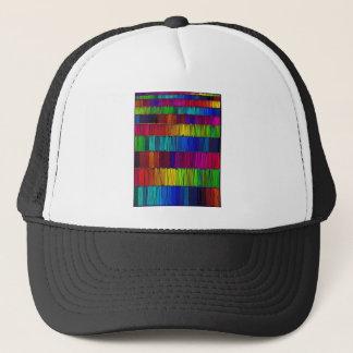 Prismatic Rainbow Reverse Trucker Hat