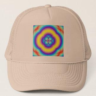 Prismatic Rainbow Trucker's Hat