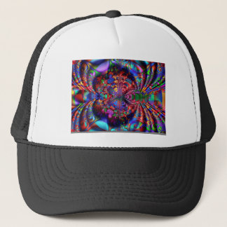 Prismatic Trucker Hat