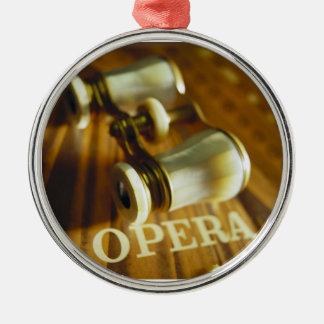 Prismáticos de la ópera ornamento de reyes magos