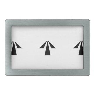 Prison Arrows Belt Buckle