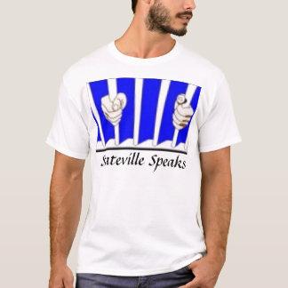 prison bars, Stateville Speaks T-Shirt